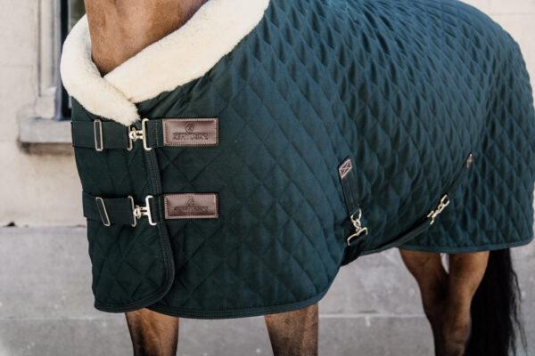 kentucky-horsewear-show-rug-dark-green
