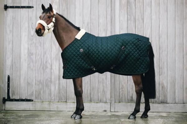 kentucky-horsewear-stable-rug-dark-green