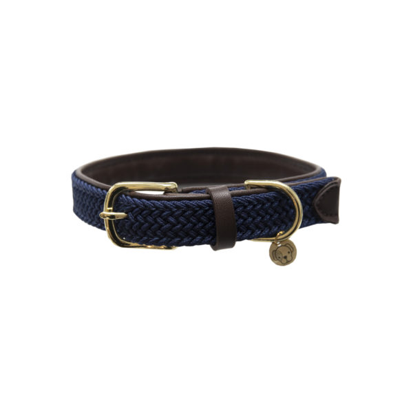 Kentucky-plaited-dog-collar