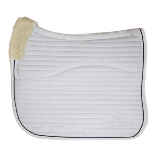 Kentucky-skin-friendly-dressage-saddle-pad