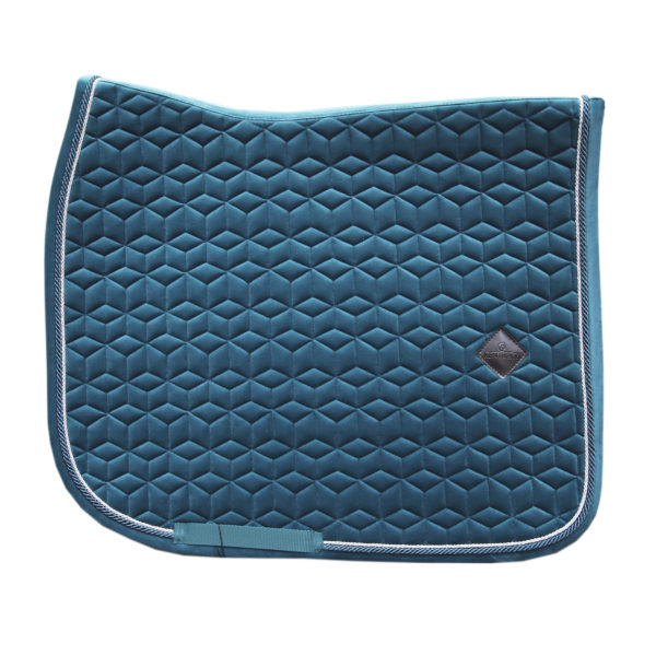 kentucky-saddle-pad-velvet-dressage-emerald