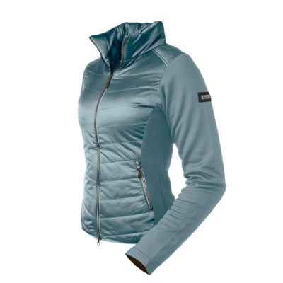 Equestrian Stockholm Active Performace Jacket Steel Blue