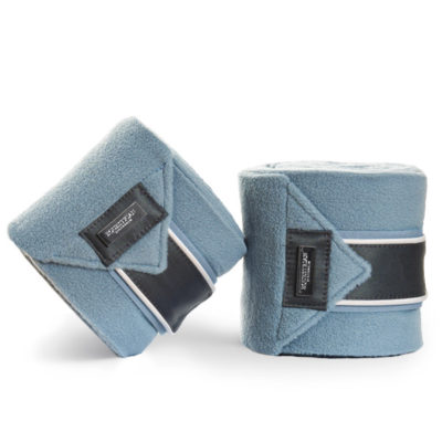 equestrian-stockholm-fleece-bandages-steel-blue
