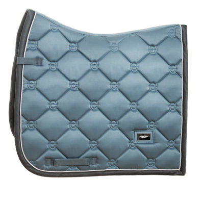 equestrian-stockholm-dressage-saddle-pad-steel-blue