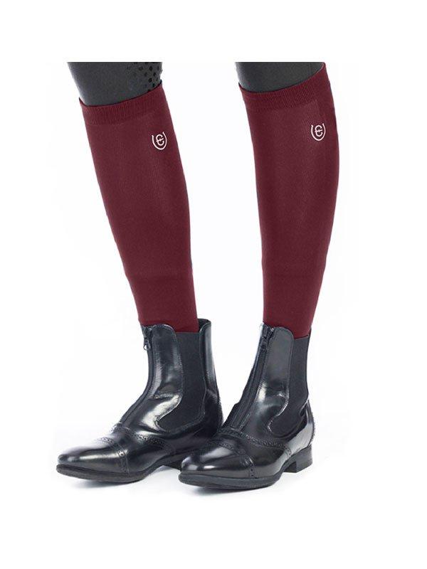 equestrian-stockholm-riding-socks-bordeaux