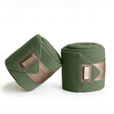 equestrian-stockholm-fleece-bandages-golden-olive