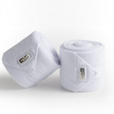 equestrian-stockholm-fleece-bandages-white-silver