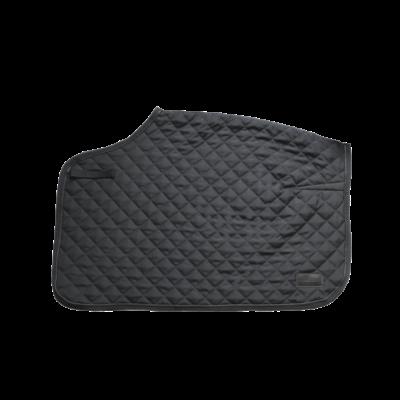 Kentucky-quarter-rug-black