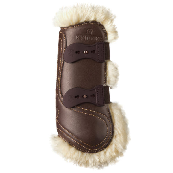 kentucky-sheepskin-leather-tendon-boots-elastic