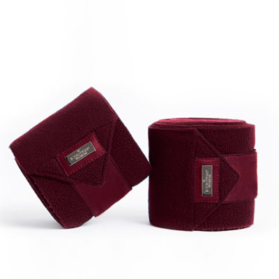 equestrian-stockholm-fleece-bandages-bordeaux