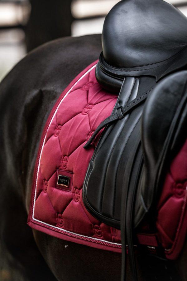 equestrian-stockholm-dressage-saddle-pad-bordeaux