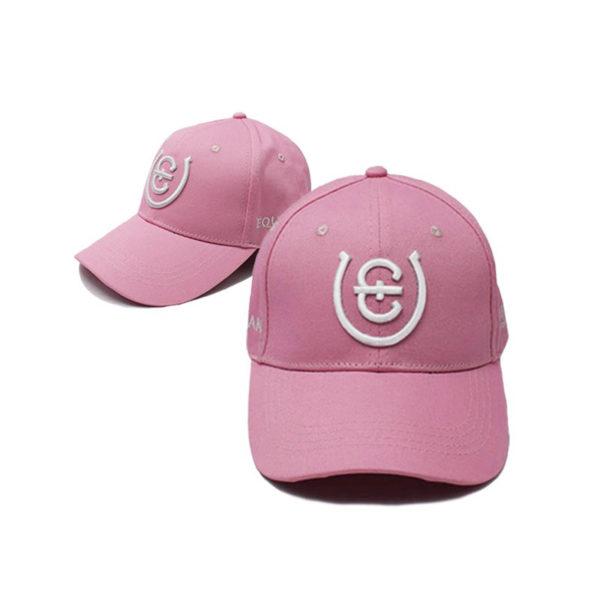 equestrian-stockholm-pink-biela-baseballova-ciapka
