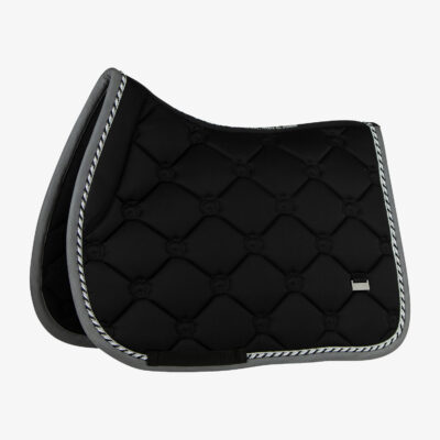 ps-of-sweden-monogram-jump-saddle-pad-black