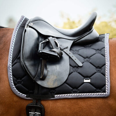 ps-of-sweden-monogram-dressage-saddle-pad-black