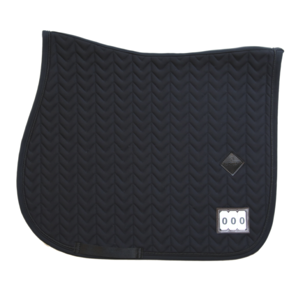 kentucky-fishbone-competition-saddle-pad-black