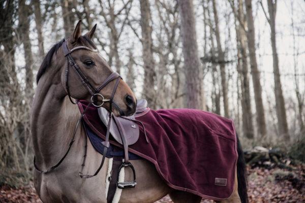 kentucky-riding-rug-heavy-fleece-bordeaux