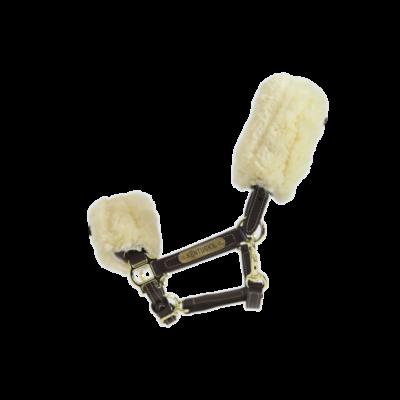 kentucky-leather-halter-sheepskin