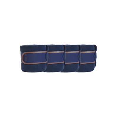 kentucky-polar-fleece-bandages-colors-navy