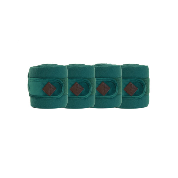kentucky-polar-fleece-bandages-velvet-dark-green