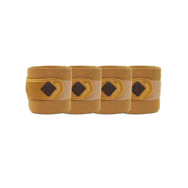 kentucky-polar-fleece-bandages-velvet-mustard