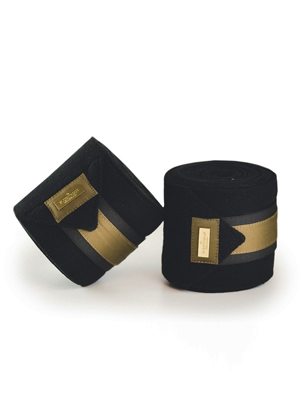 equestrian-stockholm-fleece-bandages-golden-brass