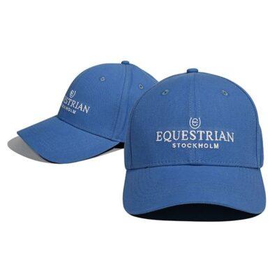equestrian-stockholm-baseballova-ciapka-parisian-blue