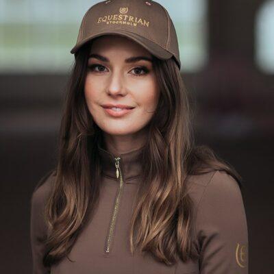 equestrian-stockholm-baseballova-ciapka-champagne