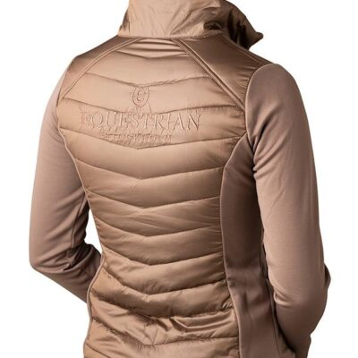 equestrian-stockholm-active-performace-jacket-champagne