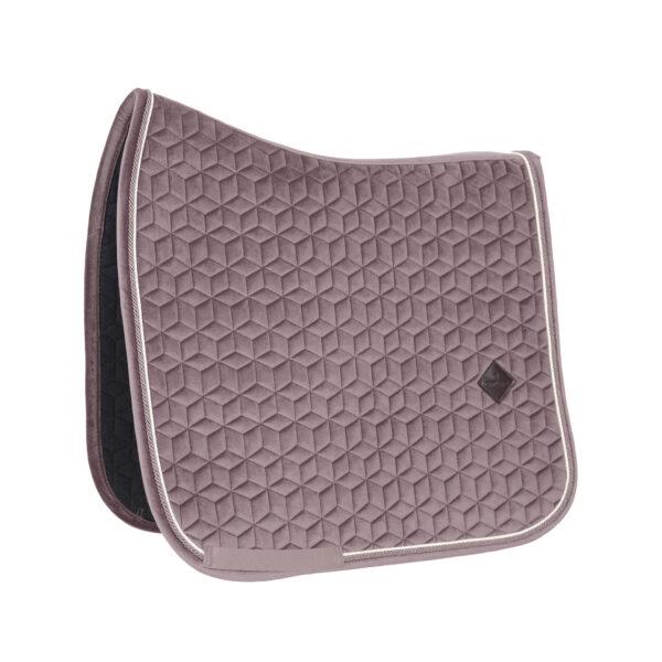 kentucky-saddle-pad-velvet-dressage-light-purple