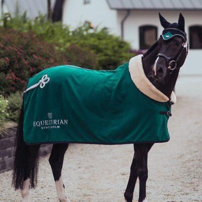 equestrian-stockholm-fleece-rug-emerald
