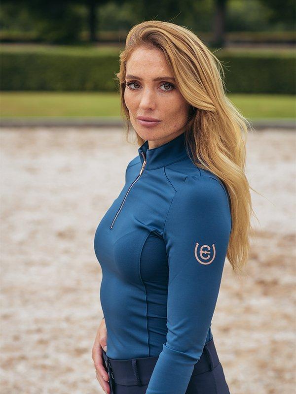 equestrian-stockholm-vision-tricko-monaco-blue
